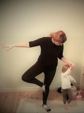 yoga parent enfant le 8 petion