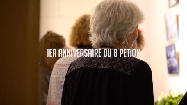 1er anniversaire Le 8 Petion espace à louer Paris 11